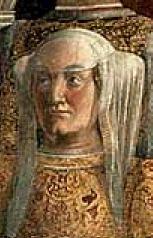 Mantegna: Barbara von Brandenburg