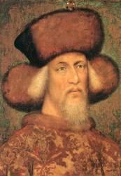 Pisanello: Emperor Sigismondo 1433