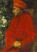 Leonello, painted by Bellini