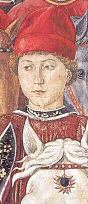 Young Galeazzo