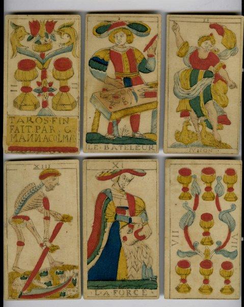 Trionfi Cards: Tarot News / Trionfi.com