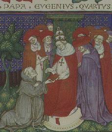 Pope Eugen IV